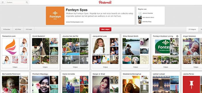 Volg de Fonteyn Outdoor Living Mall op Pinterest!