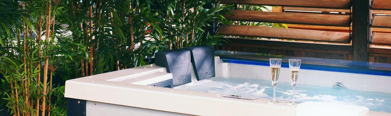 Ontdek onze Jacuzzi<sup>®</sup> baden