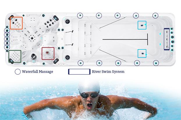 Zwemspa Vitality